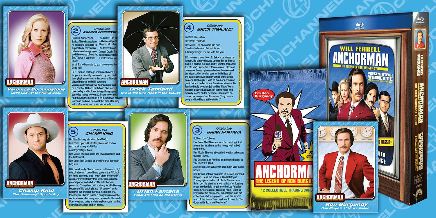Anchorman Package