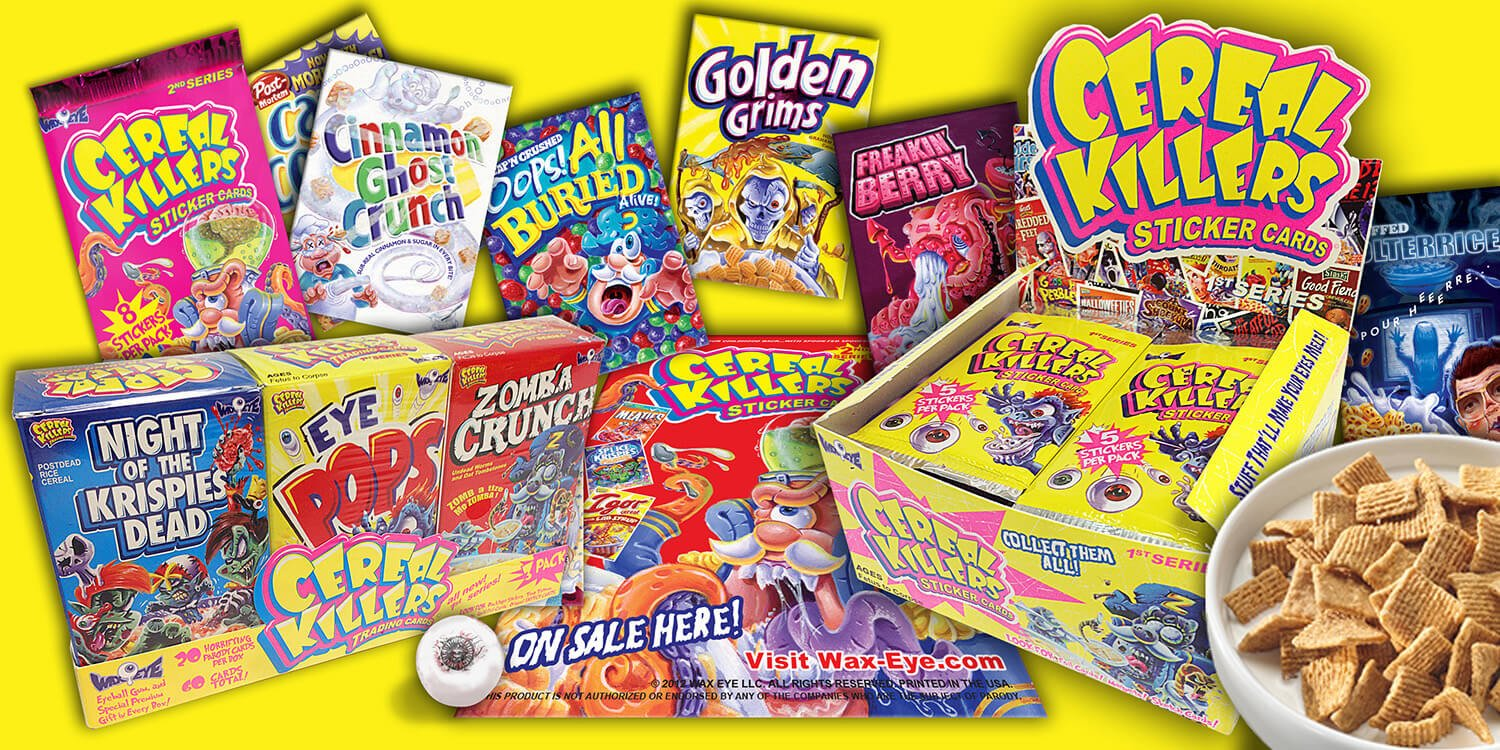 Cereal Killers Package