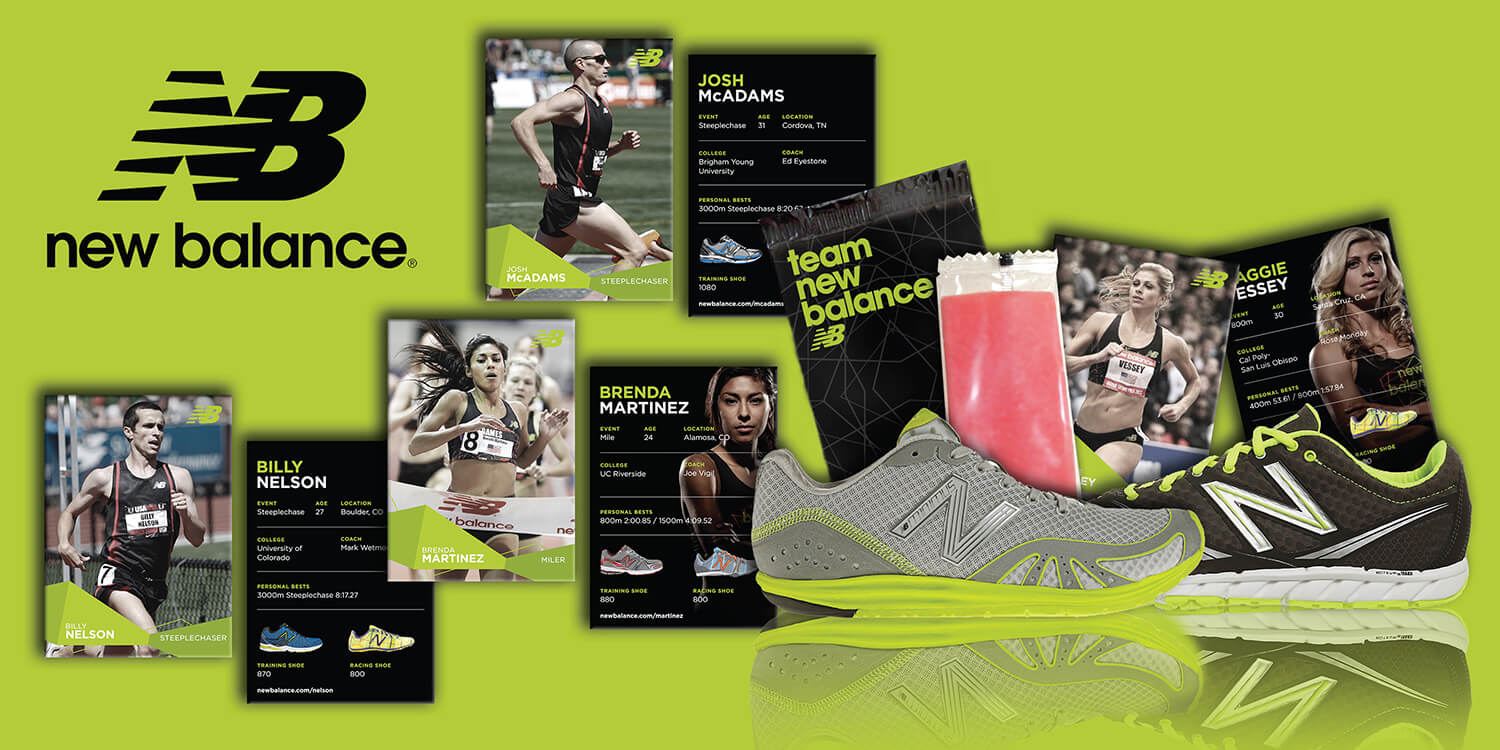 New Balance Package
